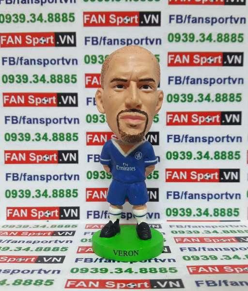 Tượng Juan Sebastian Veron Chelsea 2003-2005 home fan favorite FF051