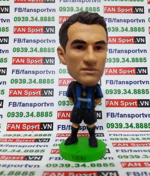 Tượng Christian Vieri Inter Milan 2004-2005 home prostar FF177