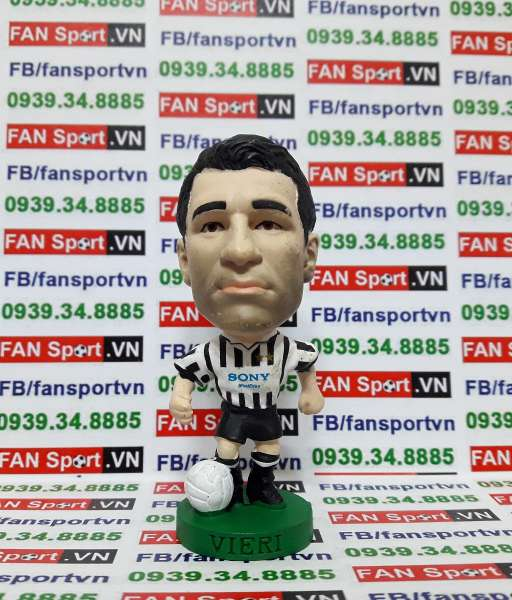 Tượng Christian Vieri Juventus 1996-1997 home corinthian PRO148
