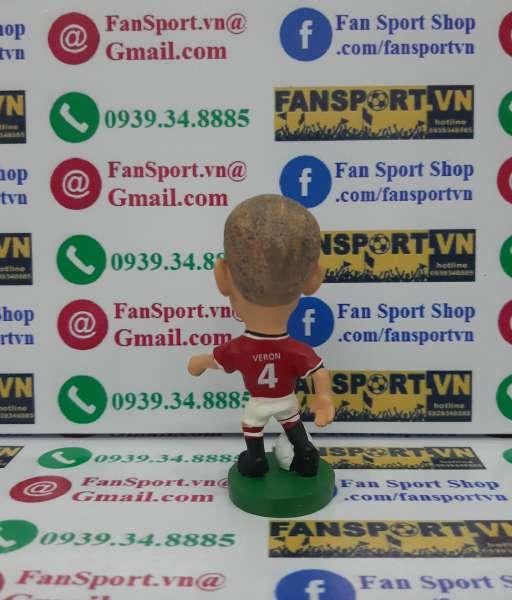 Tượng Juan Veron Manchester United 2000-2002 home corinthian PRO546
