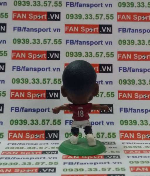 Tượng Ashley Young Manchester United 2013-2014 home soccerstarz