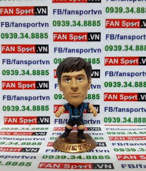 Tượng Javier Zanetti Inter Milan 2008-2009 home microstars MC905