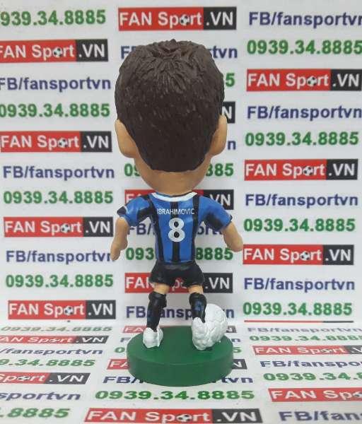 Tượng Zlatan Ibrahimovic Inter Milan 2006-2007 home corinthian PRO1604