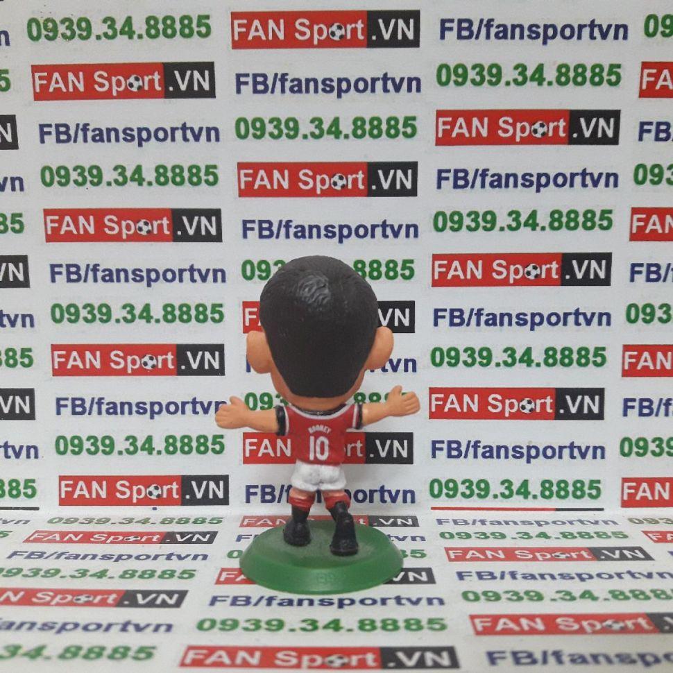 Tượng Wayne Rooney Manchester United 2014-2015 home soccerstazr SOC031