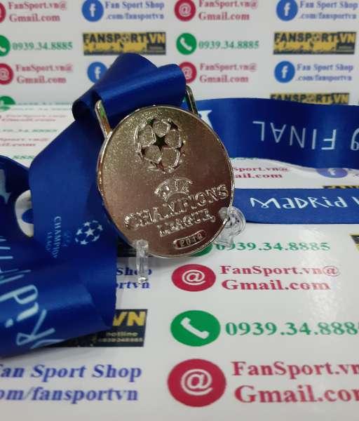 2019 Huy chương bạc Champion League 2019 Tottenham medal final