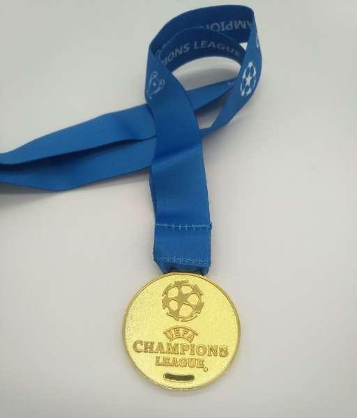 Huy chương vô địch Champion League 2018 Real Madrid