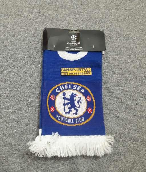 Khăn choàng Chelsea Champion League Winners 2012 blue scarf