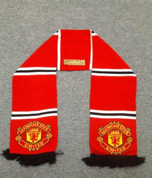 Khăn choàng cổ Manchester United red scarf