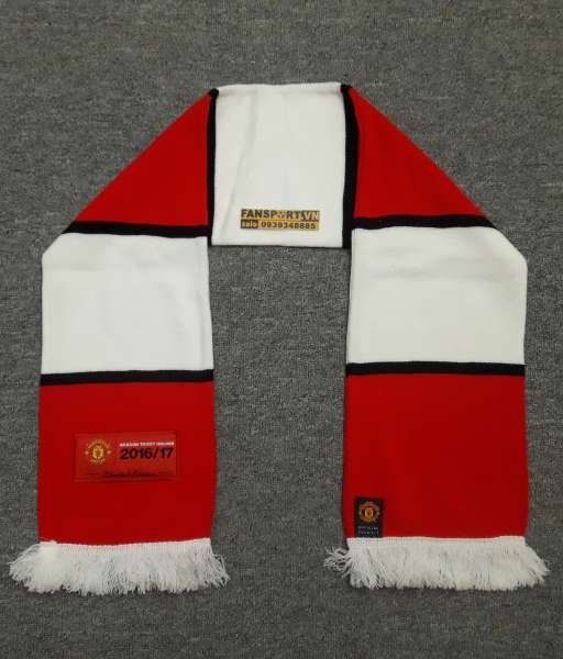 Khăn Manchester United 2016-2017 Season Ticket Limited Edition scarf
