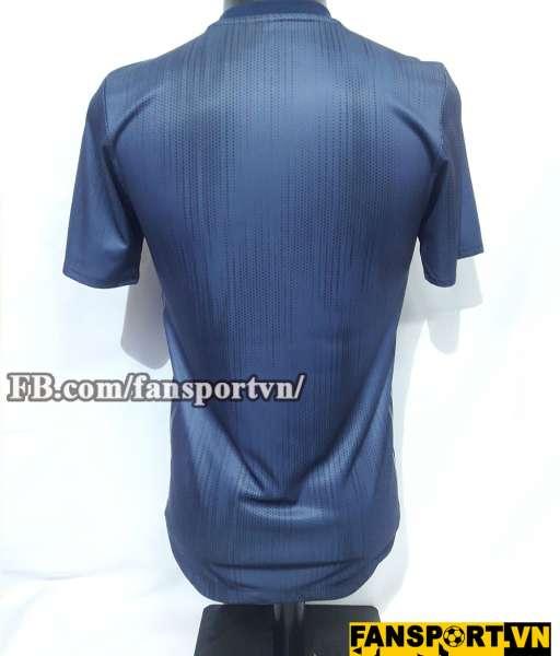 Áo đấu Climachill Manchester United 2018-2019 third shirt jersey blue