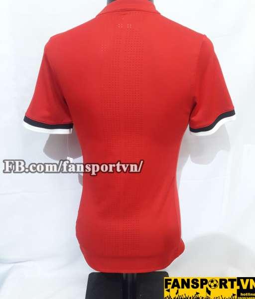 Áo đấu adizero Manchester United 2017-2018 home shirt jersey red