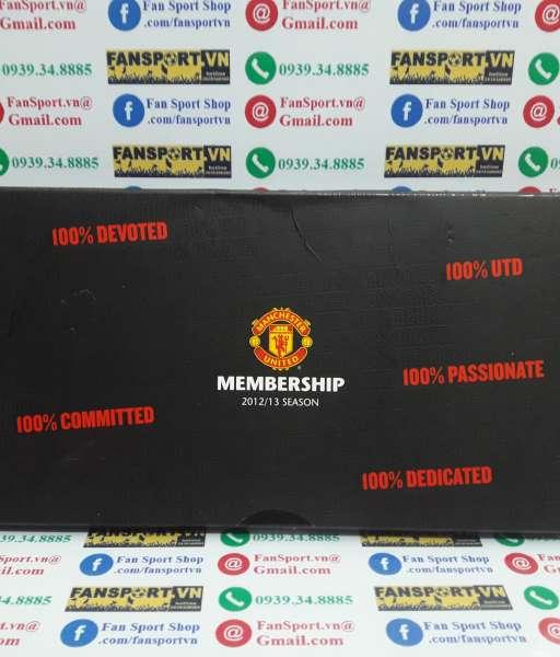 Hộp thành viên Manchester United official membership 2012-2013
