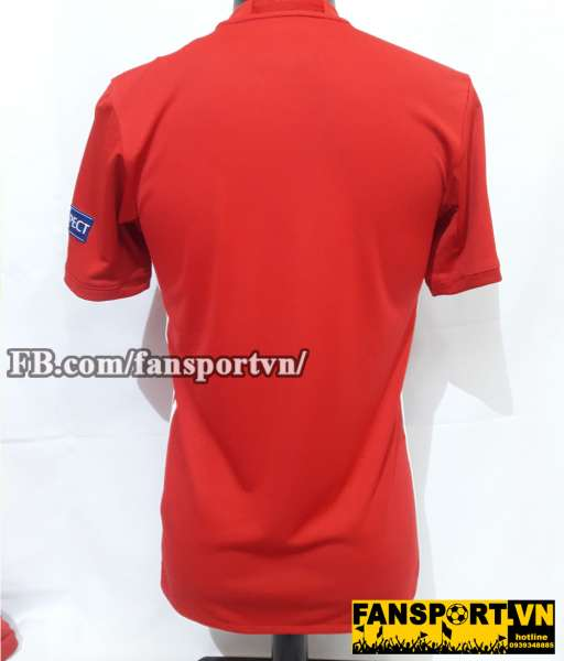 Áo đấu Manchester United Europa League Final 2017 shirt home red