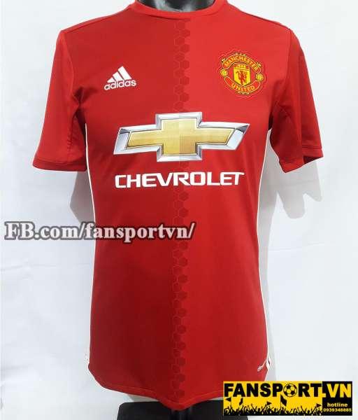 Áo đấu Manchester United Wayne Rooney 250 goals shirt home red