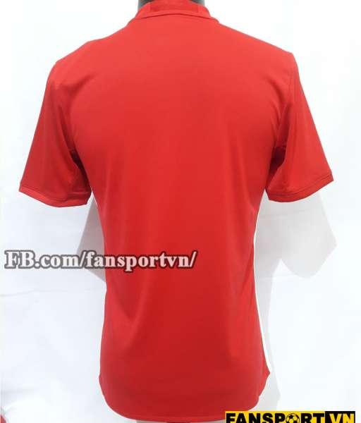 Áo đấu Manchester United 2016-2017 home shirt jersey red