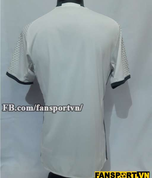 Áo đấu Manchester United 2016-2017 third shirt jersey white
