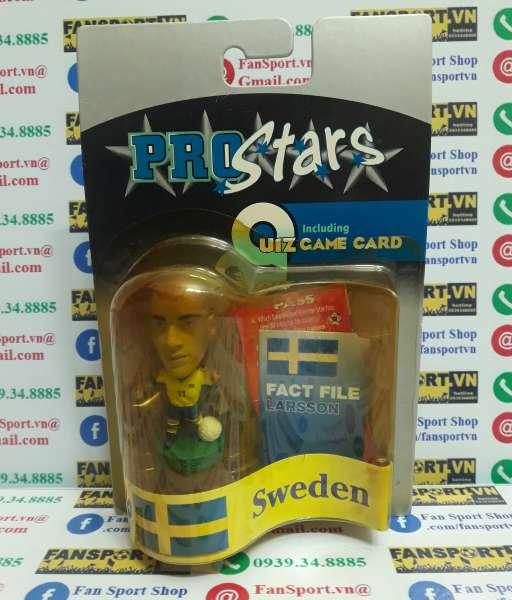Tượng Henrik Larsson Sweden 2004-2006 home - corinthian PRO063 blister