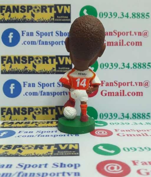 Tượng Thierry Henry Arsenal 2004-2005 home corinthian PR003