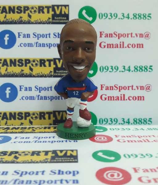 Tượng Thierry Henry France 2000-2002 home corinthian PRO53