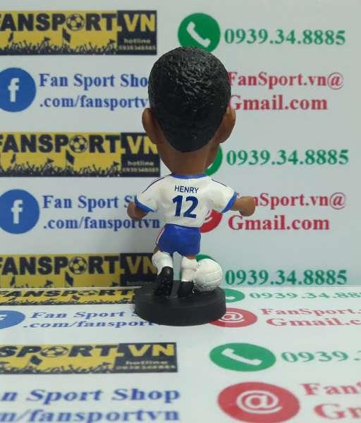 Tượng Thierry Henry France 2002-2004 away corinthian PRO791 blister