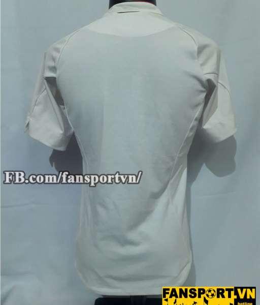 Áo đấu England 2012-2013 home shirt jersey white