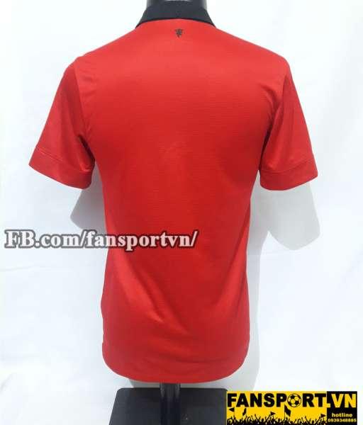 Áo đấu Manchester United 2013-2014 home shirt jersey red