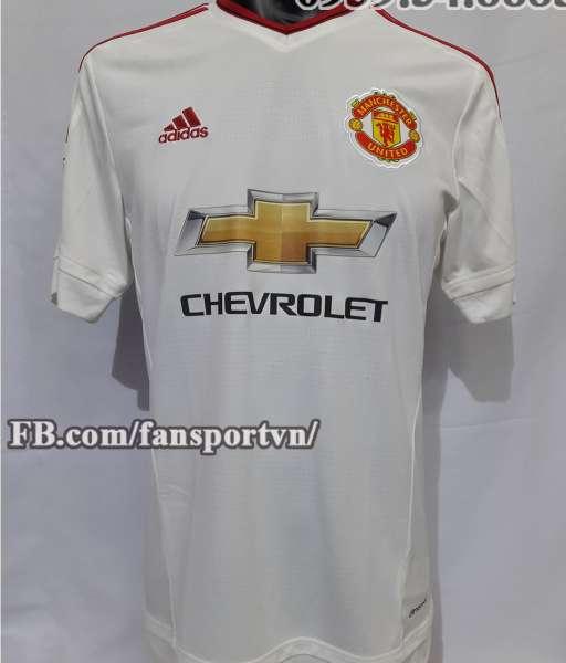 Áo đấu Januzaj #11 Manchester United 2015-2016 away shirt jersey white
