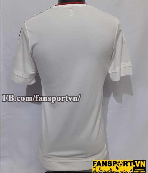 Áo đấu adizero Manchester United 2015-2016 away shirt jersey white