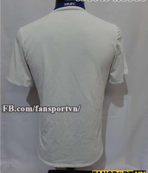 Áo đấu Manchester United 2008-2009-2010 away shirt jersey white