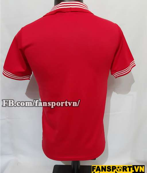 Áo đấu Manchester United FA Cup final 1979 home shirt jersey red