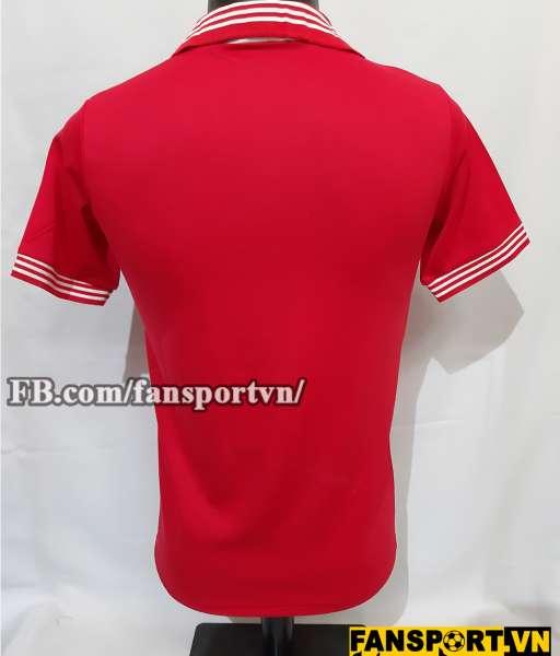 67086f5d1 ... Áo đấu Manchester United FA Cup final 1977 home shirt jersey red