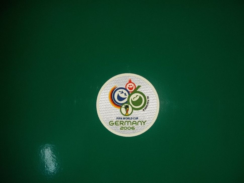 Patch FIFA World Cup 2006 badge