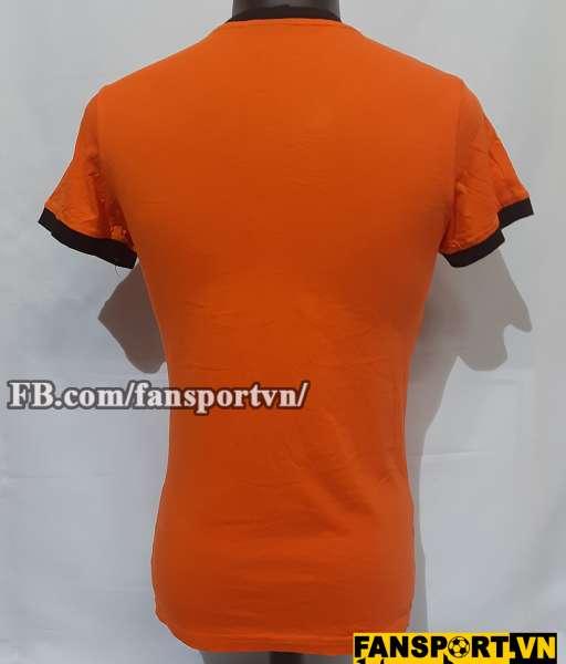 Áo đấu Netherland 1977-1978 home shirt jersey orange Holland