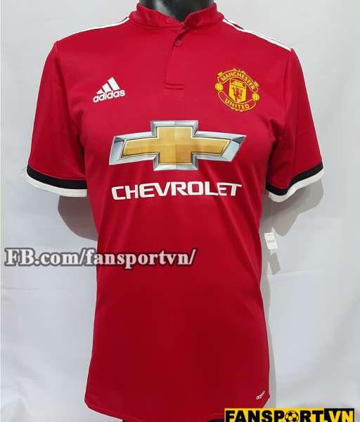 Áo adizero Alexis Sanchez #7 Manchester United 2017-2018 home shirt