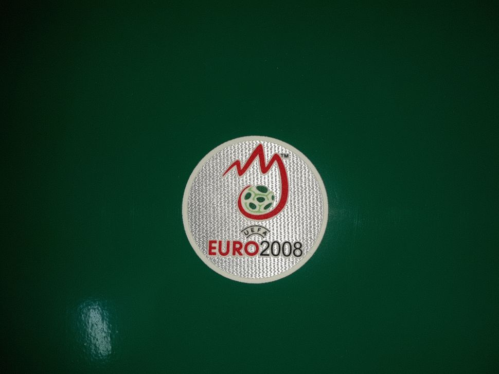 Patch UEFA EURO 2008 badge