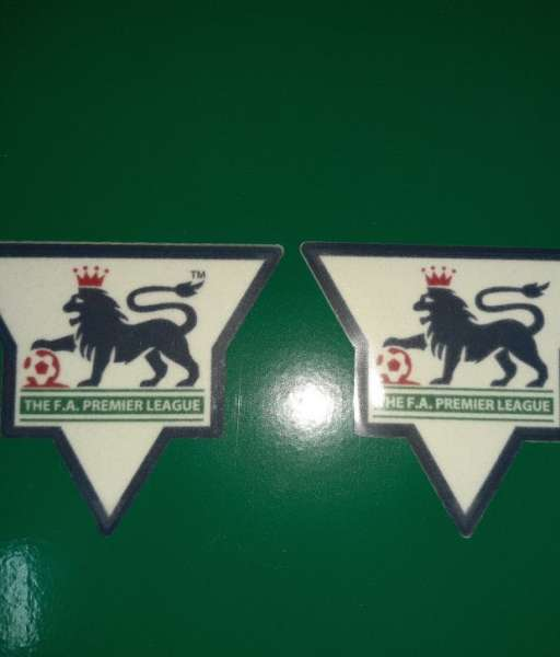 Patch Premier League 1993-2003 badge
