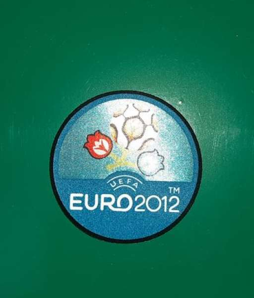 Patch UEFA EURO 2012 badge