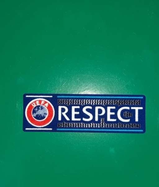 Patch UEFA Respect 2012-present badge logo