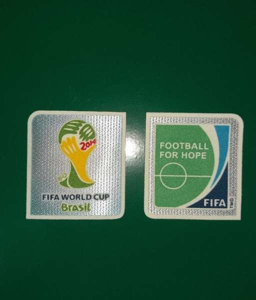 Patch FIFA World Cup 2014 badge
