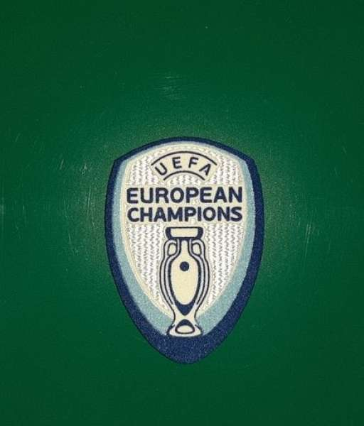 Patch UEFA European 2016 Champions Portugal badge