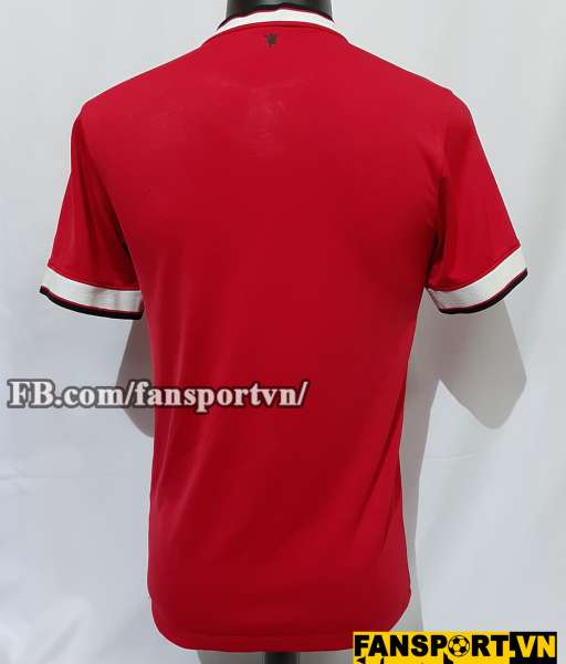 Áo đấu Manchester United 2014-2015 home shirt jersey red
