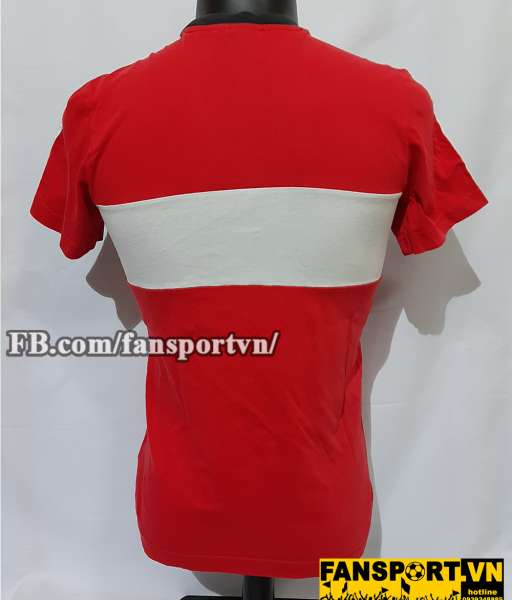 Áo retro Manchester United 1985 shirt jersey red