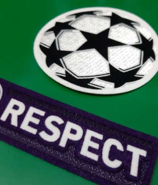 Full patch Champion League 2009-2010-2011 UEFA Respect badge