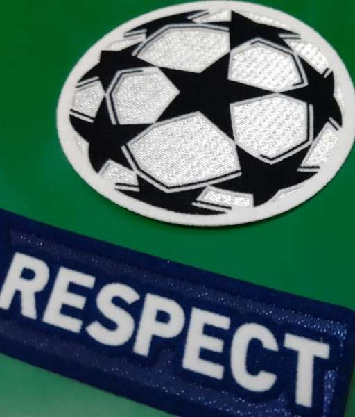 Full patch Champion League 2011-2012 UEFA Respect badge