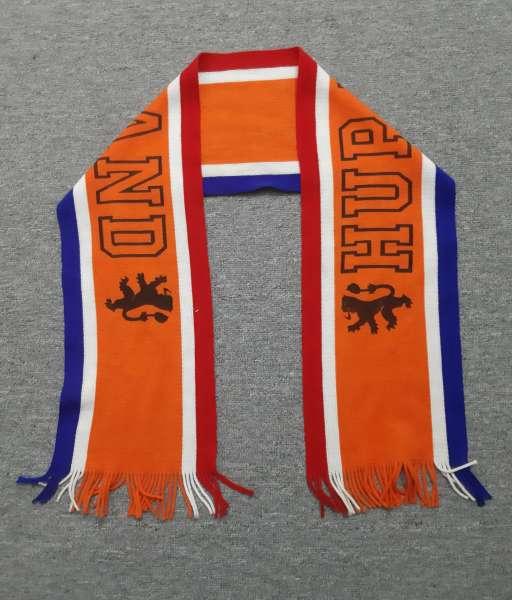 Scarf Netherland Holland home orange