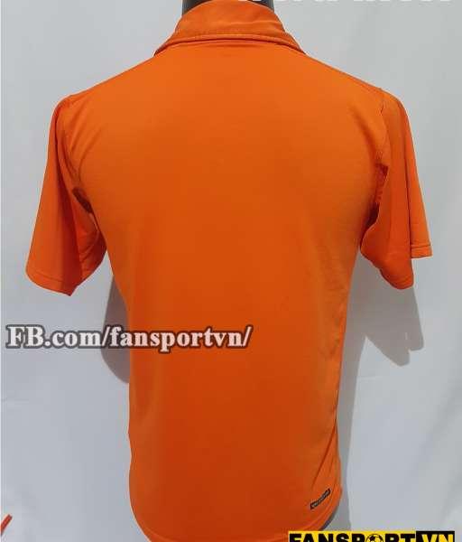 Áo đấu Netherland 2006 2007 2008 home shirt jersey orange Holland