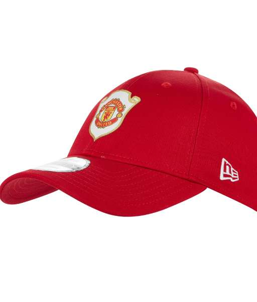 Nón Manchester united New Era 9Forty Treble cap Red