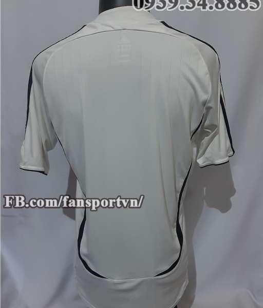 Áo đấu Germany 2005-2006 home shirt jersey white