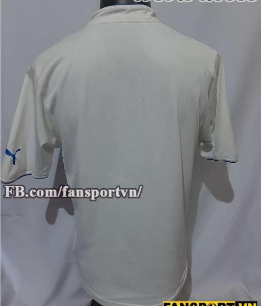 Áo đấu Italy 2003-2004 away shirt jersey white