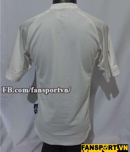 Áo đấu Italy 2004-2005-2006 away shirt jersey white